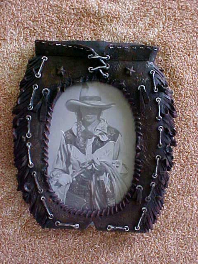 Western Decor Picture Frame D11790