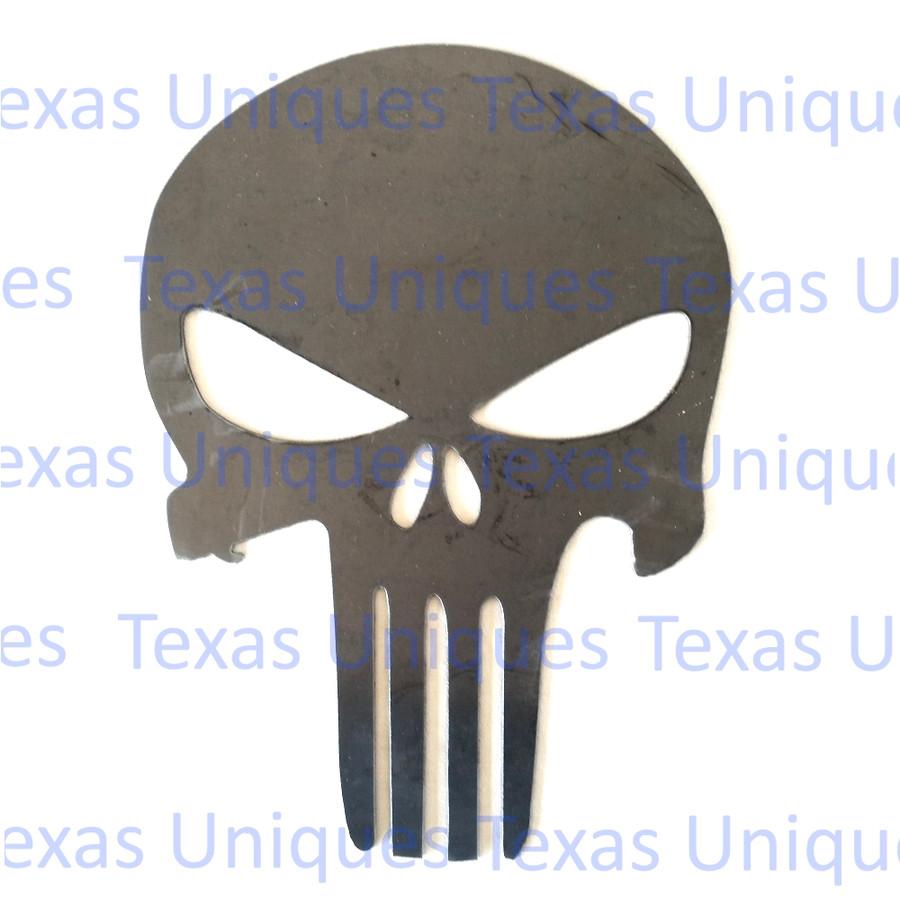 America's Black-Ops Metal Art US Military's Steel Wall Plaque