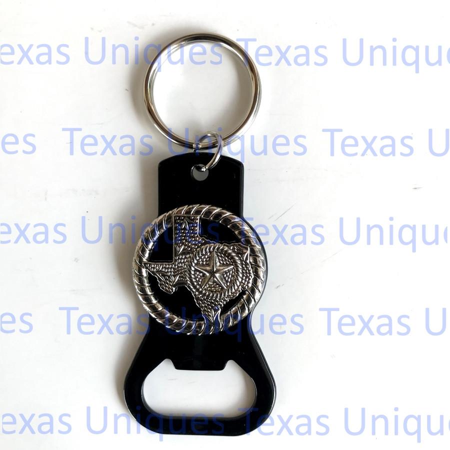 Unique Hand Held Texas Bottle Opener