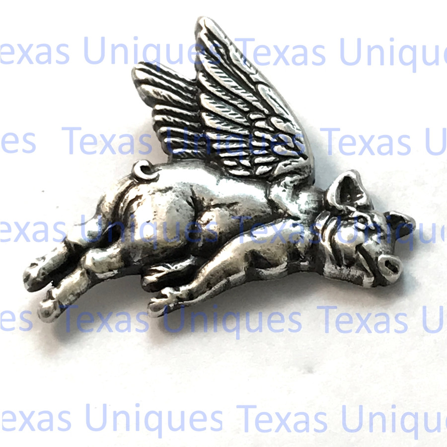 Flying Pig Concho