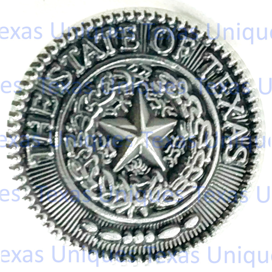 Texas State Seal Tie Tack