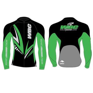 WBC Eagle Avenger 2.0 Freeflex Zip Up Heater Shirt (Green)