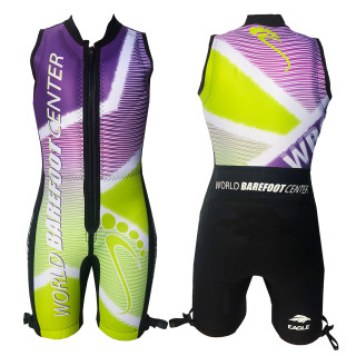 Womens Eagle Vibe Barefoot Suit