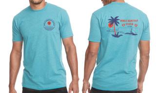 Paradise T-Shirt (Blue)
