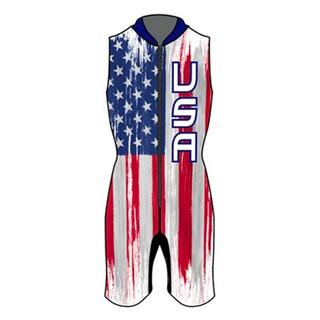 Mens Eagle USA Barefoot Suit