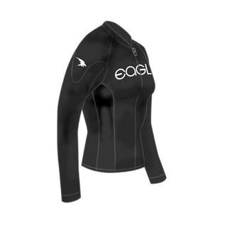 Eagle Womens Freeflex Zip Up Heater Shirt