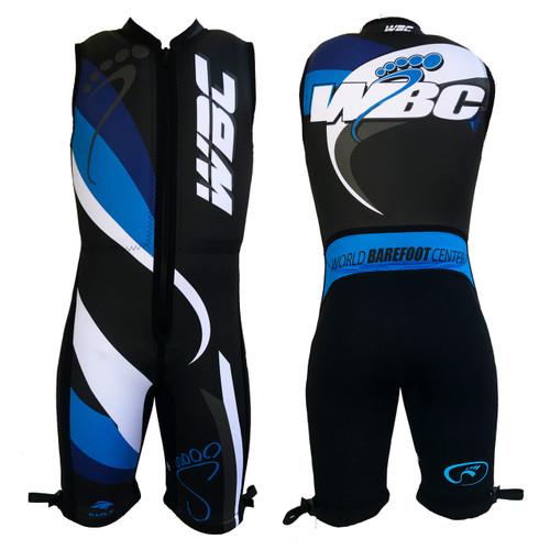 WBC Men's Eagle Avenger Barefoot Suit (Blue)