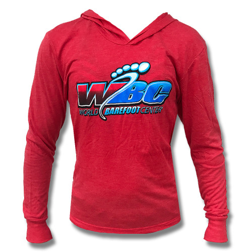 WBC Long Sleeved Summer Hoodie (Red)