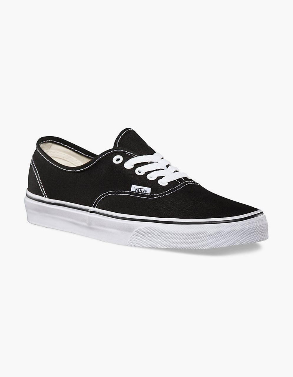 Vans Men's Authentic-Black