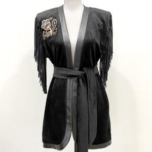 Velvet Coat ....