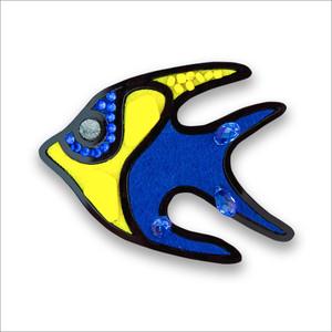 """BROOCH """"FISH"""" N 157 A"""
