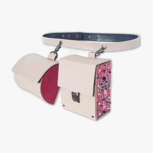 Beige&Pink bag by Lilit Makaryan