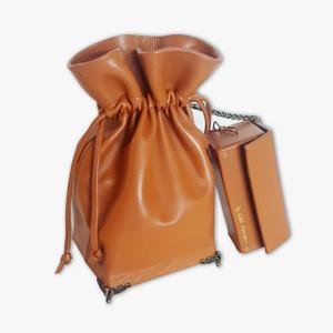 Beige bag by Lilit Makaryan #2