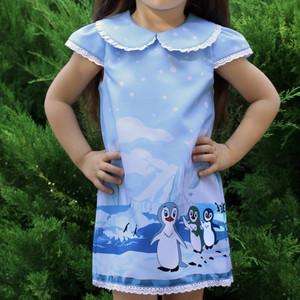 Pingvinashen dress