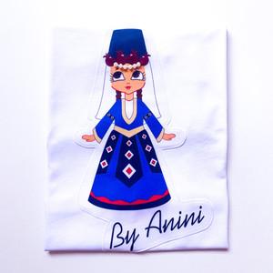 T- shirt Doll BLUE