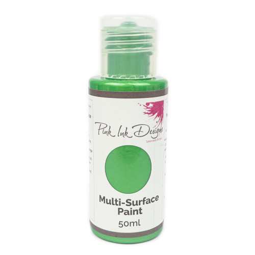 Pink Ink Designs - Multi Surface Paint - Meadow Grass Shimmer 50ML
