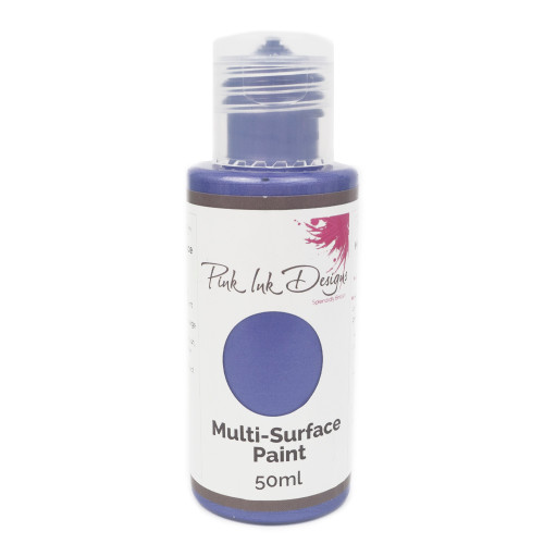 Pink Ink Designs - Multi Surface Paint - Royal Purple Lustre 50ML