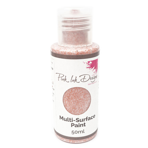 Pink Ink Designs - Multi Surface Paint - Copper Chic Sparkle 50ML