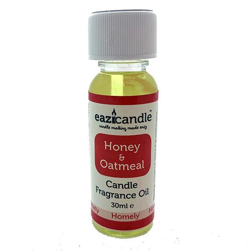 Honey & Oatmeal Candle Fragrance Oil