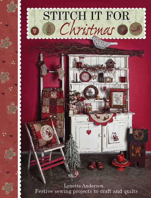 Stitch It For Christmas by Lynette Anderson