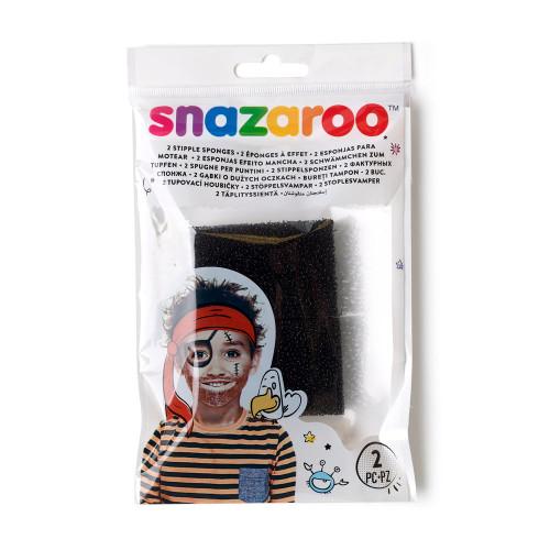 Snazaroo Stipple Sponge 2 Pack