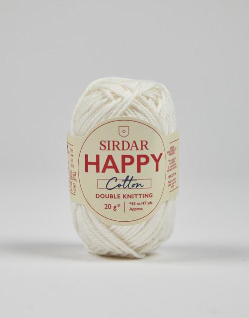 Sirdar Happy Cotton DK Yarn - Dolly - 761