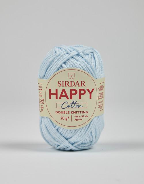 Sirdar Happy Cotton DK Yarn - Bath Time - 765