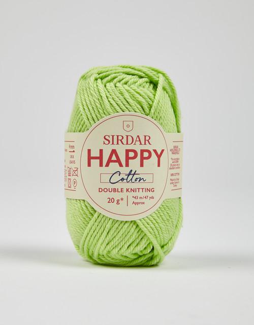 Sirdar Happy Cotton DK Yarn - Fizz - 779