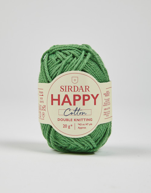 Sirdar Happy Cotton DK Yarn - Treetop - 780