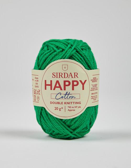 Sirdar Happy Cotton DK Yarn - Wicket - 781