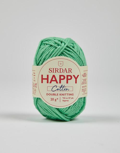Sirdar Happy Cotton DK Yarn - Laundry - 782