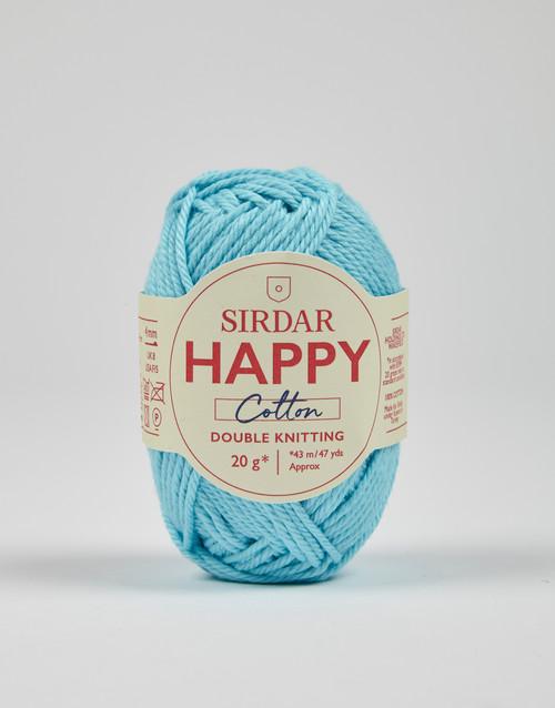 Sirdar Happy Cotton DK Yarn - Bubbly-  785