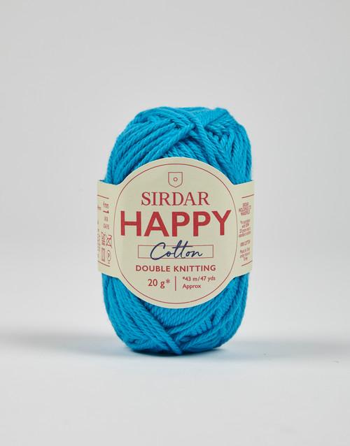 Sirdar Happy Cotton DK Yarn - Yacht - 786