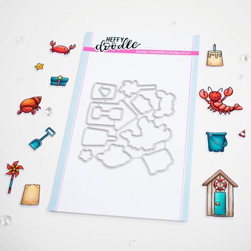 Heffy Doodle A Little Shellfish Dies