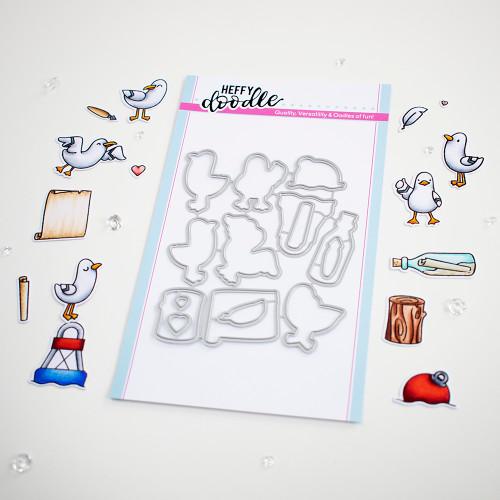 Heffy Doodle You Go, Gull Dies