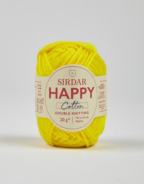 Sirdar Happy Cotton DK Yarn - Quack - 788