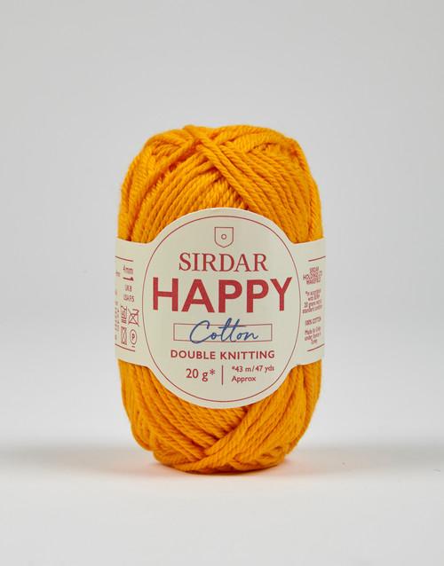 Sirdar Happy Cotton DK Yarn - Juicy - 792