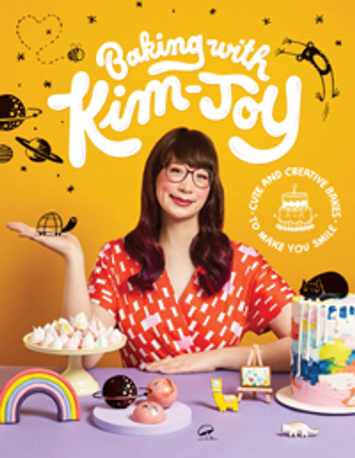 Baking with Kim-Joy