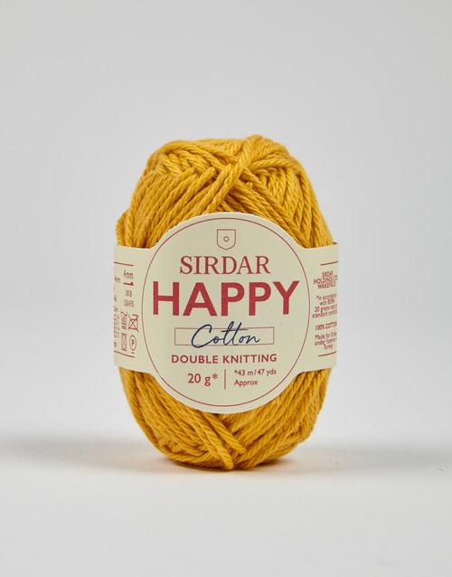 Sirdar Happy Cotton DK Yarn - Melon - 794