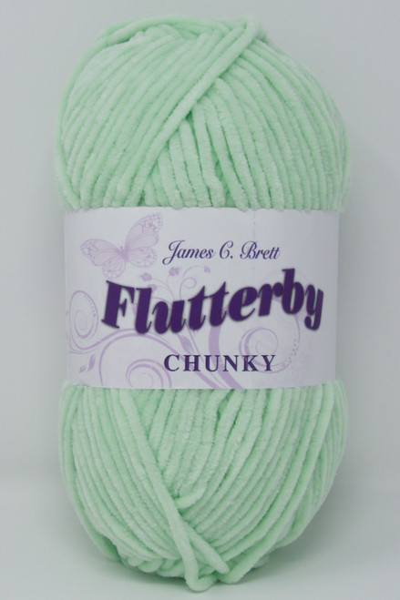 James C Brett Flutterby Chunky Yarn Single
