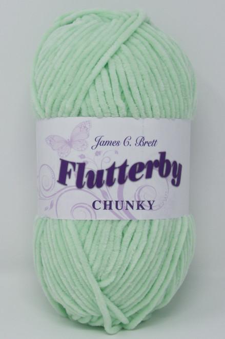 James C Brett Flutterby Chunky Yarn Single