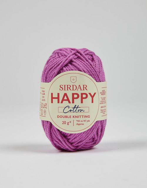 Sirdar Happy Cotton DK Yarn - Giggle - 795