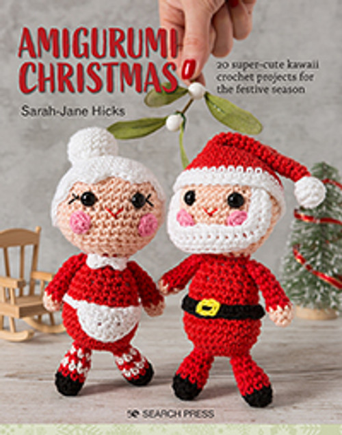 Amigurumi Christams  by Sarah-Jane Hicks