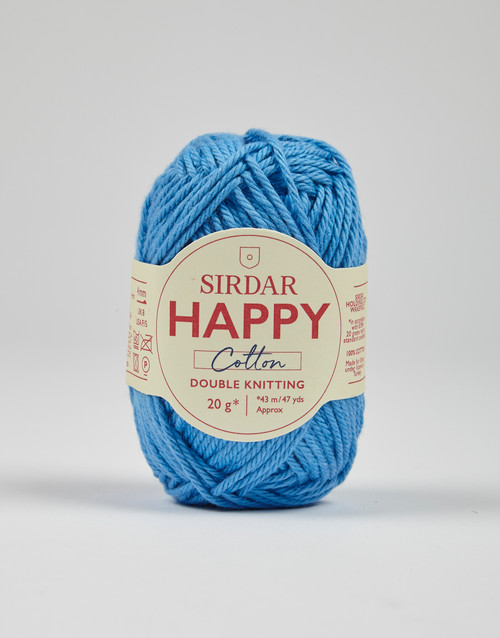 Sirdar Happy Cotton DK Yarn - Bunting - 797