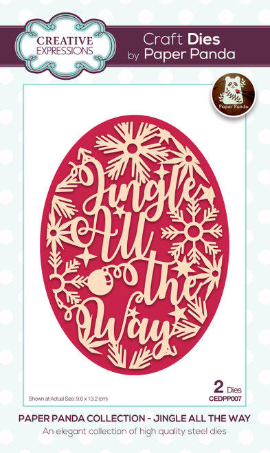 Sample Project Jingle All The Way Die by Paper Panda