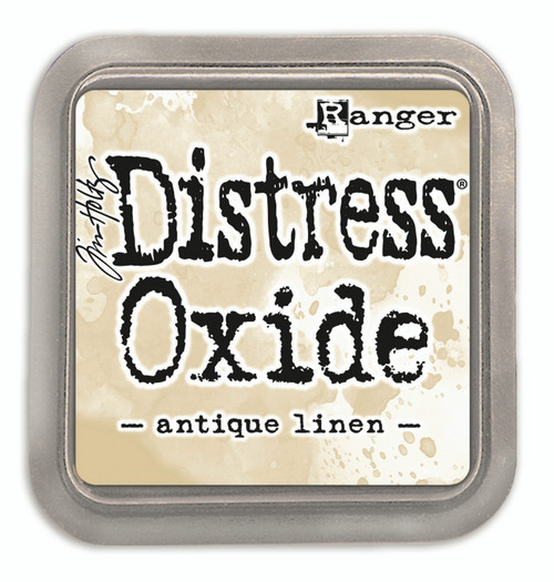 Tim Holtz Distress Oxide Ink Pad - Antique Linen