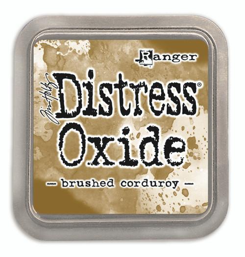Tim Holtz Distress Oxide Ink Pad - Brushed Corduroy
