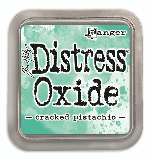 Tim Holtz Distress Oxide Ink Pad - Cracked Pistachio