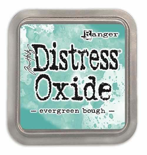 Tim Holtz Distress Oxide Ink Pad - Evergreen Bough