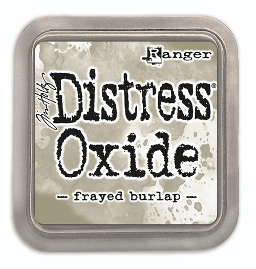 Tim Holtz Distress Oxide Ink Pad - Frayed Burlap